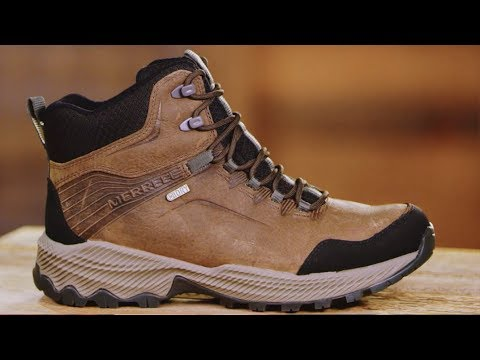 Forestbound Mid Pack Waterproof Hiking Boot Review | Merrell