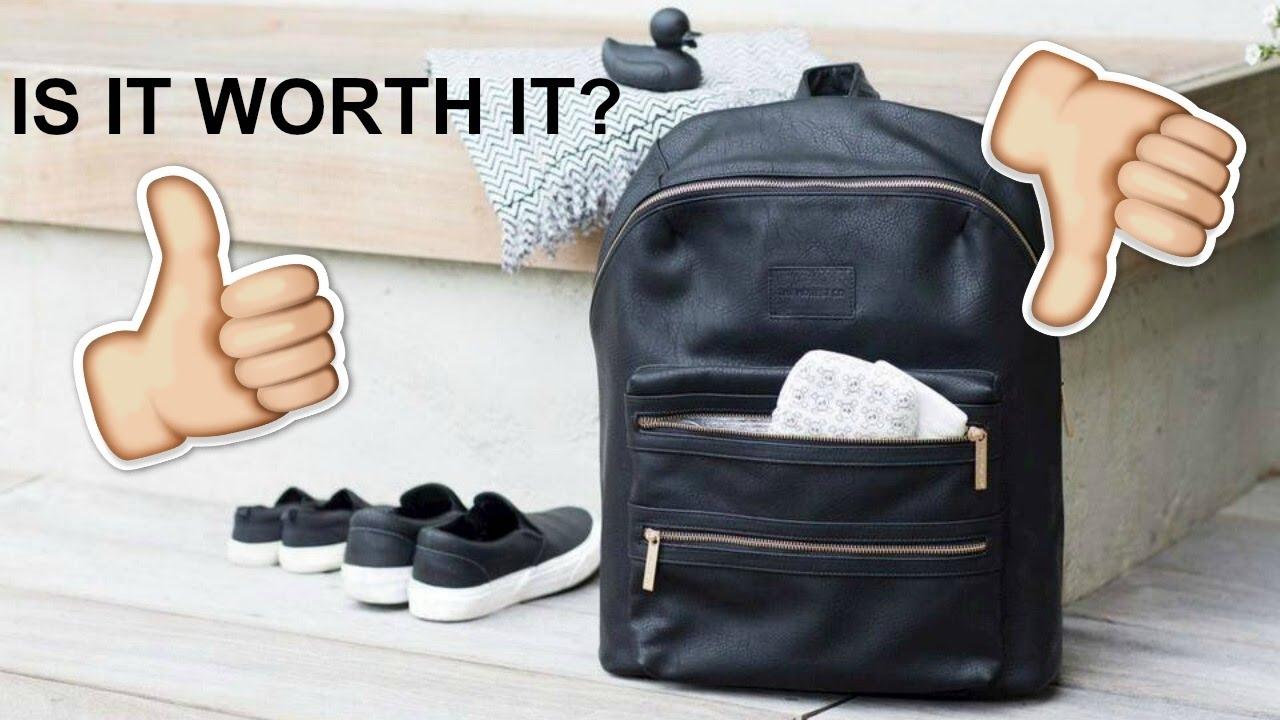 Honest Company Diaper Bag Review City