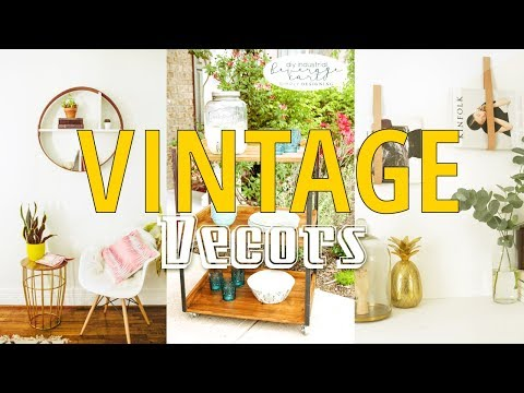 20-vintage-decor-ideas-for-anyone-loves-diy-activities