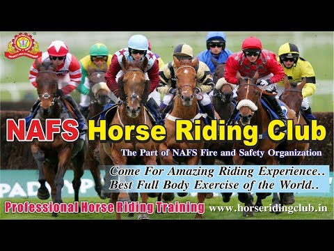 Horse Riding | NAFS Fire and Safety College Nagpur