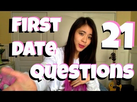Questions To Ask On A First Date!