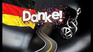 Немецкий автобан или еду на VW Golf 6 Variant 180 км-