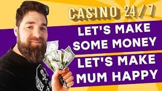 CASINO 24/7 EPIC STREAM - SLOTS GIVE ME MONEY