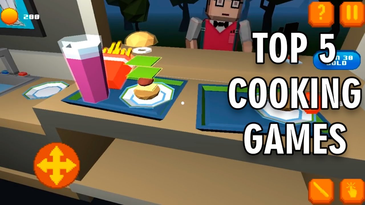 All Time Best Cooking Games