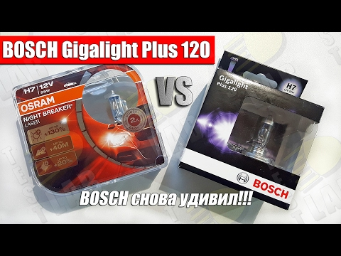 BOSCH Gigalight Plus