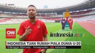 Indonesia Tuan Rumah Piala Dunia U-20