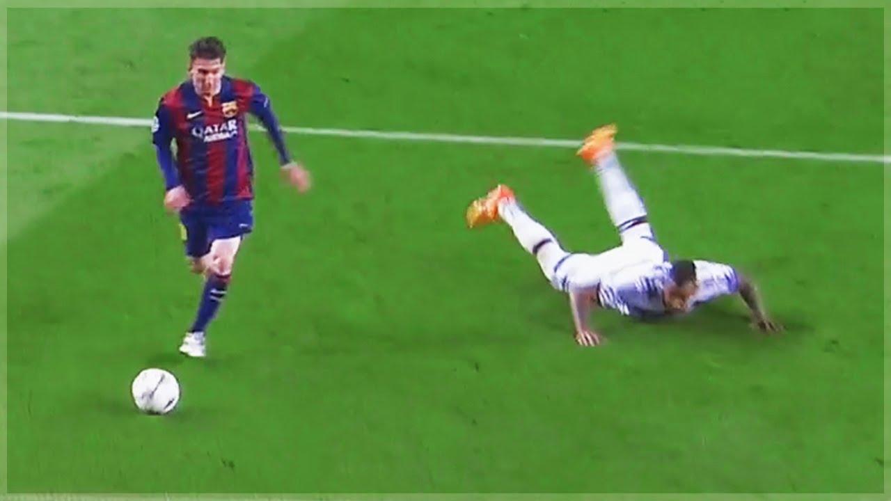 اجمل مباراة ميسي مع برشلونة بجانب نيمار بتعليق و جنون عصام الشوالي