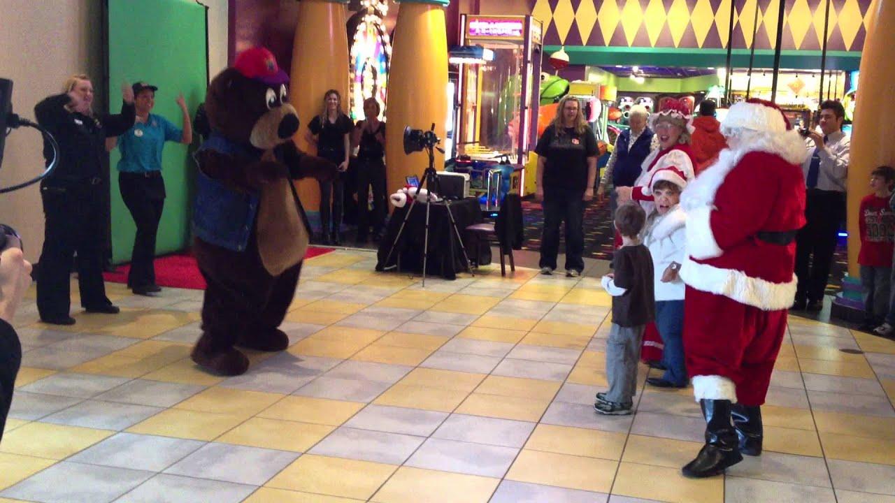 IncrediBear, Santa, and Friends Boogie @ John's Incredible ...