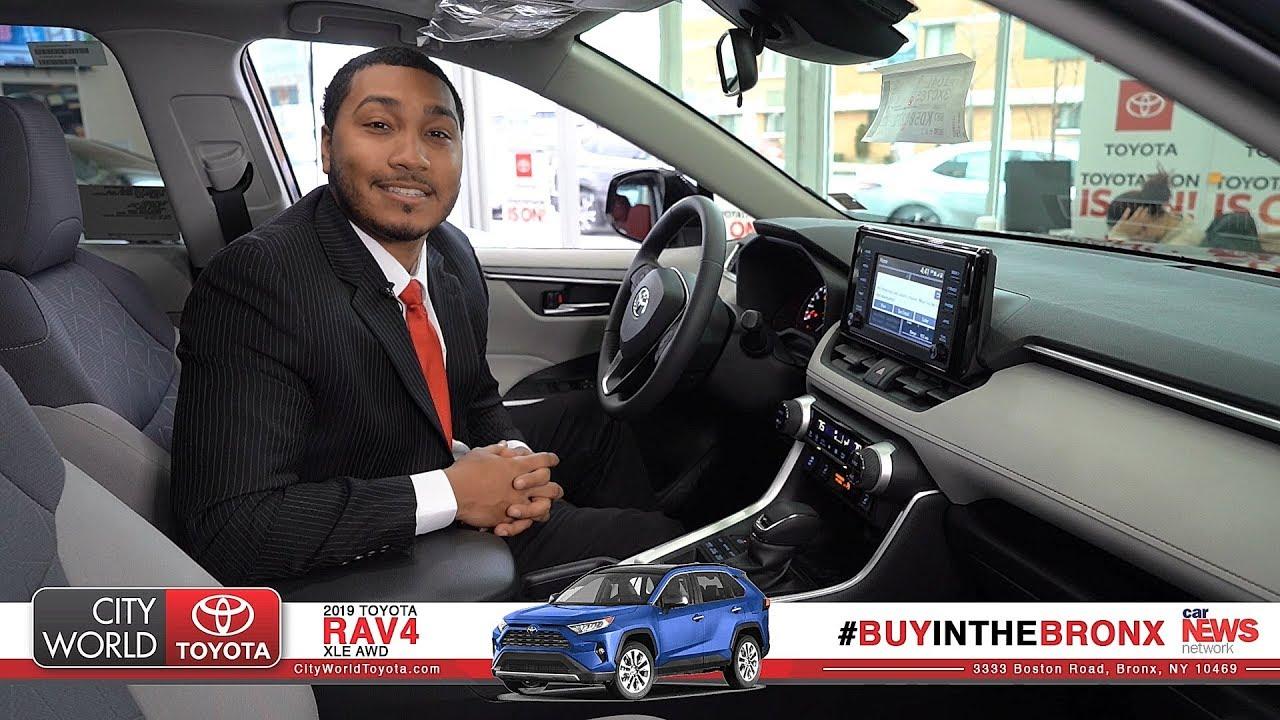 All New 2019 Toyota Rav4 Review City World Bronx Ny Rochelle Manhattan Nj
