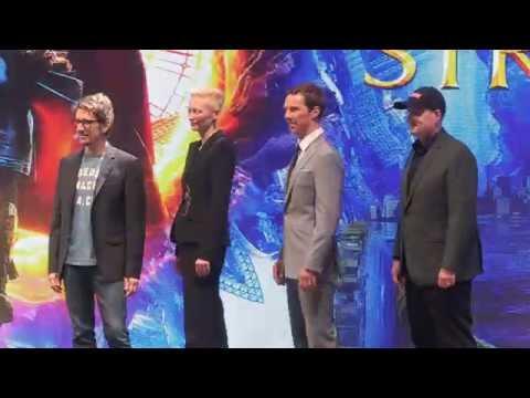 Doctor Strange: Hong Kong Red Carpet Fan Event - Benedict Cumberbatch