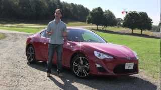 Scion FR-S 2013 Review & Road Test with Ross Rapoport by RoadflyTV