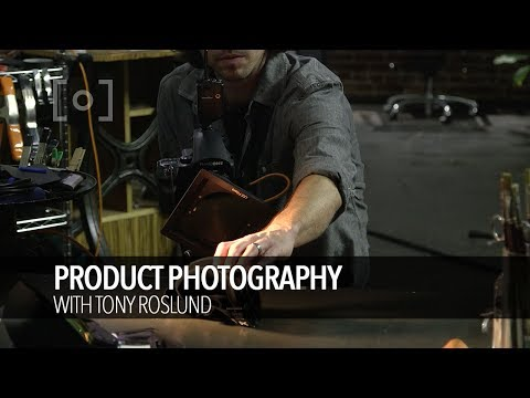 Lighting Commercial Product Photography Tutorial    Jewelry Setup