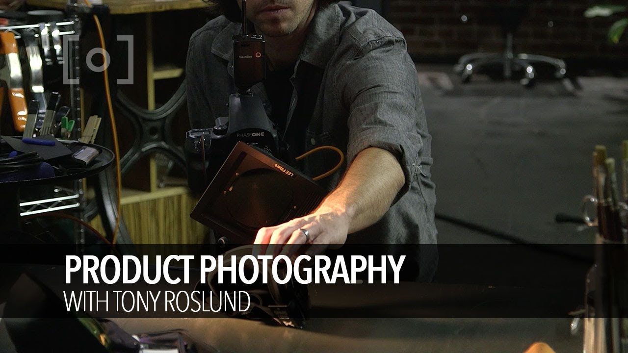 Lighting Commercial Product Photography Tutorial