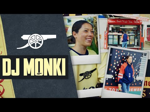 DJ Monki | 'I was playing to crowds of people & watching the derby! | Behind the Cannon
