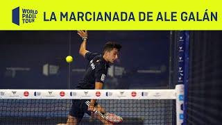 La marcianada de Alejandro Galán en el Estrella Damm Menorca Open 2020 | World Padel Tour