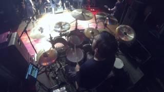 Hatesphere - Sickness Within (Drum Cam)