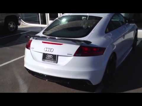 2013 Audi Tt Competition Package Youtube