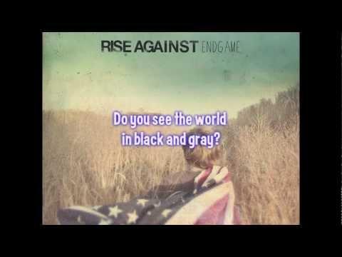 Rise Against - Wait for me (LYRICS)