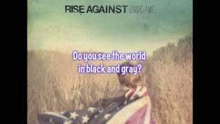 Rise Against - Wait for me (LYRICS)