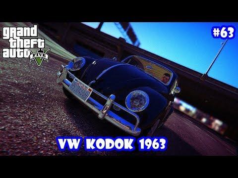 VW Kodok 1963 #63 - GTA 5 Real Life Mod Indonesia videó letöltés