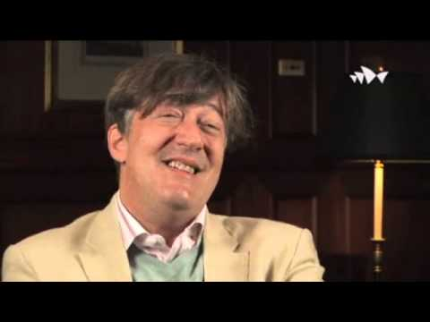 Stephen Fry Interview - On High Art, Musicals, and Pop Culture (Ideas at the House)