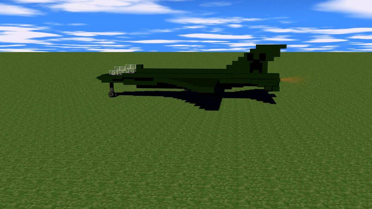 minecraft plane by yazur - photo #34