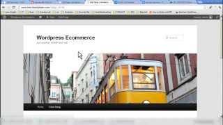 Hướng dẫn tạo trang bán hàng trong Wordpress [HD 720p]