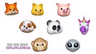 Video [Animoji Karaoke] Emoji Singing Ko Ko Bop -- EXO (엑소) download MP3, 3GP, MP4, WEBM, AVI, FLV Juni 2018