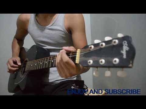 Perfect-Ed Sheeran (Guitar Cover by Kirby Kellet)