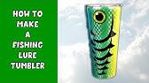 Download Easy Fish Lure Epoxy Tumbler Tutorial Youtube
