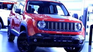 Перешив салона Jeep Renegade в натуральную кожу