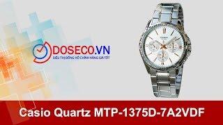 [Góc Review nhanh] #934: Casio quartz MTP-1375D-7A2VDF