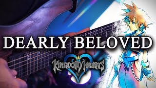 Kingdom Hearts - Dearly Beloved || Metal Cover by RichaadEB