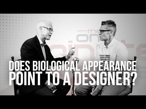 780. Does Biological Appearance Point To A Designer?