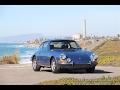 1972 Porsche 911t Gemini Blue