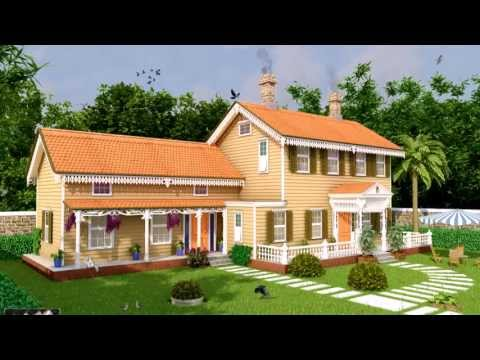 3D Architect & Interior Design Showreel_V001_2013_By Saurabh Gupta 'SRB'