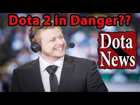 Serious concerns about the future of Dota 2 have been raised by Tobi Wan - Dota 2 News