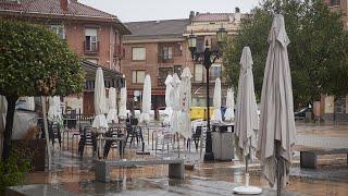 Castilla y León confina Burgos y Aranda de Duero