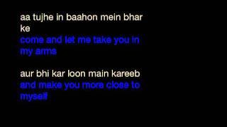 Tum Mile - Tu Hi Haqeeqat Lyrics & Translation