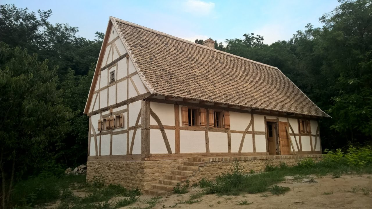 Travels With Spy German Timber Frame Houses Part 1
