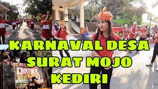 Download Mp3  Full Video  Karnaval Desa Surat Mojo Kediri - Part 2