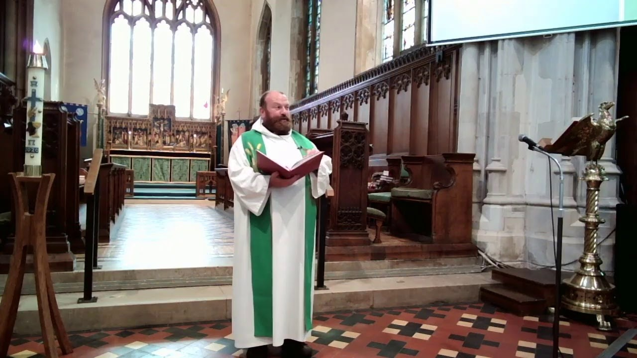 St. Peter &  St. Paul Tring - 10AM 9th August 2020