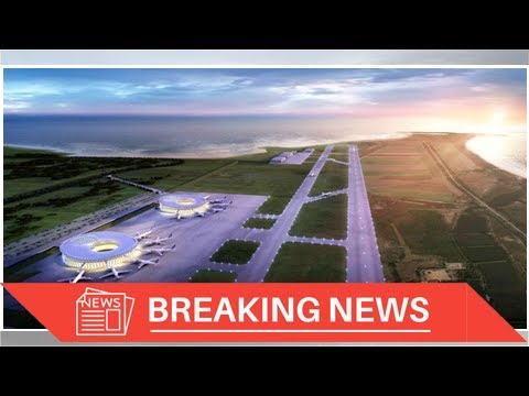 [Breaking News] New air routes could open to Kalma airport in Wonsan