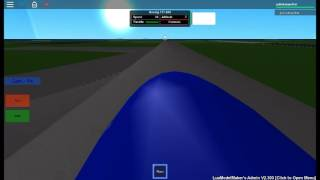 ROBLOX BOEING 737-800 FAIL TAKEOFF