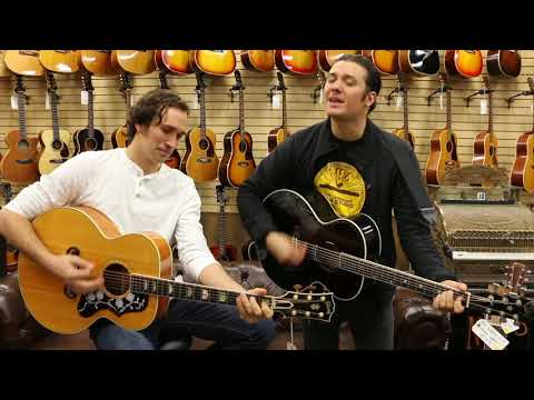 Dylan & Zachary Zmed  Tribute to The Everly Brothers at Normans Rare Guitars