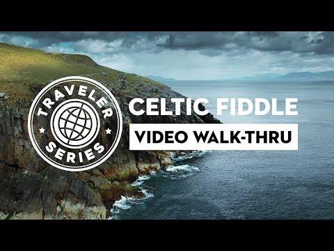 "WALK-THRU for ""Traveler Series Celtic Fiddle"""