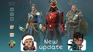 Shadow Fight Arena Bęta : New update changes