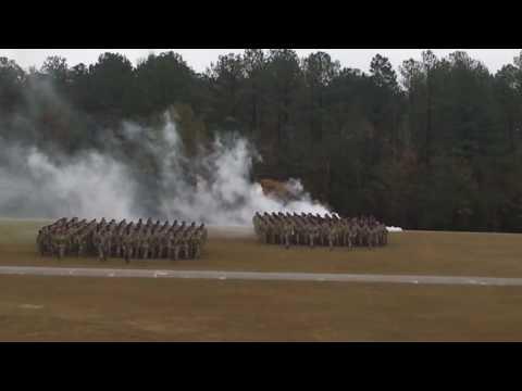 Fort Jackson Graduation 2-60th