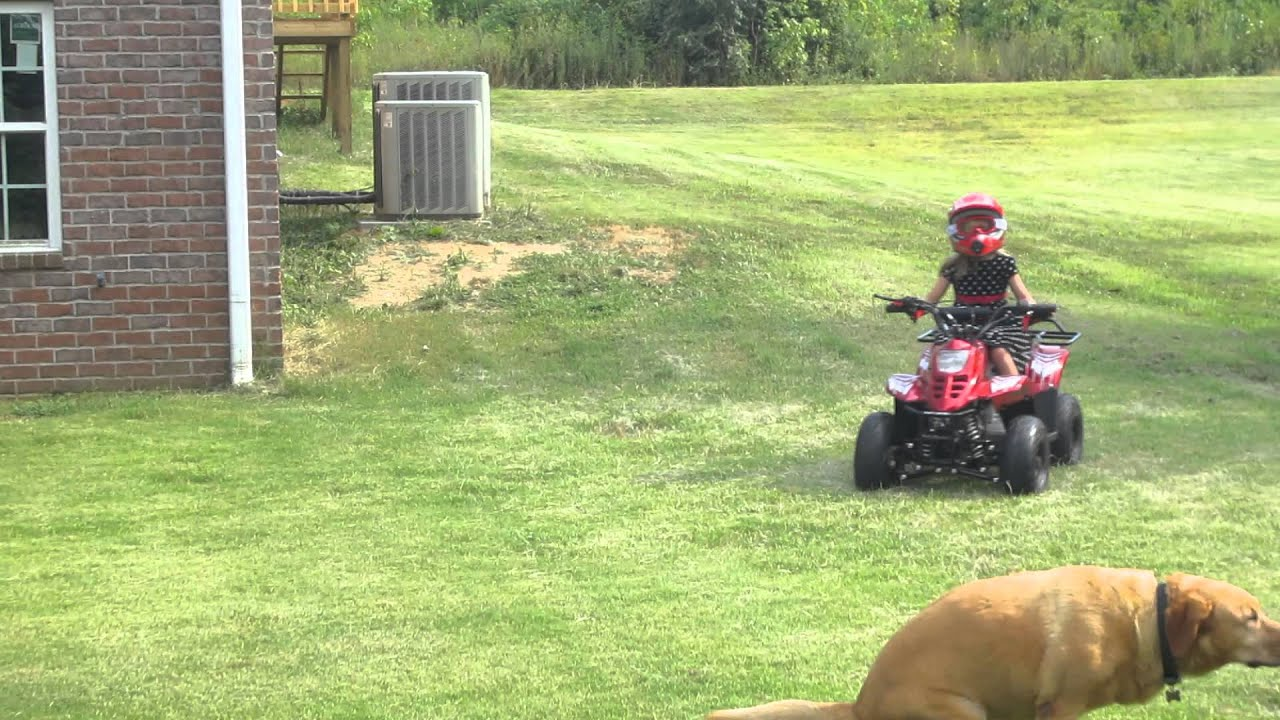 four wheelers for girls