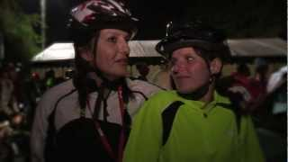 British Heart Foundation - London to Brighton Night Ride 2012